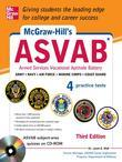 McGraw-Hills ASVAB with CD 3/E (CD) [With CDROM]