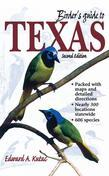 Birder's Guide to Texas