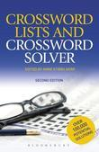 Crossword Lists &amp; Crossword Solver: Over 100,000 potential solutions including technical terms, place names and compound expressions