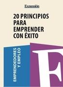 20 principios para emprender con éxito