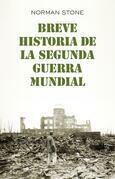 Breve historia de la segunda guerra mundial