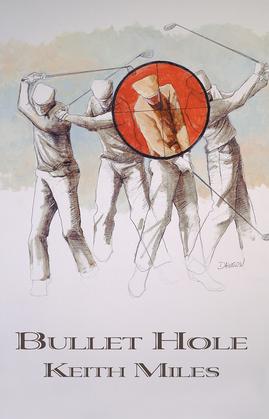 Bullet Hole: An Alan Saxton Mystery