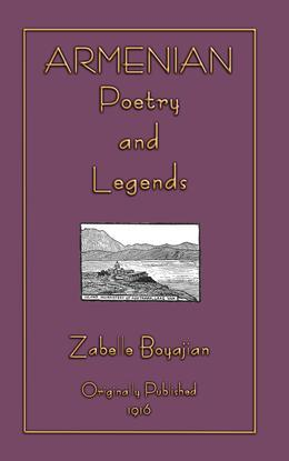 Armenian Poetry and Legends