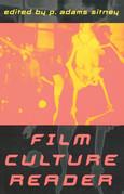 Film Culture Reader