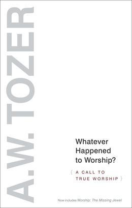 Whatever Happened to Worship (revised)