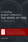Wheel of Time Reread: Books 1-4