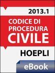 Codice di procedura civile 2013