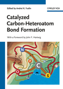 Catalyzed Carbon-Heteroatom Bond Formation