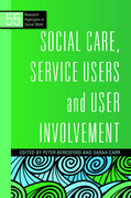 Social Care, Service Users and User Involvement