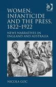 Women, Infanticide and the Press, 1822-1922: News Narratives in England and Australia