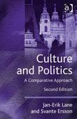Culture and Politics: A Comparative Approach