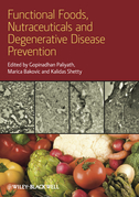 Functional Foods, Nutraceuticals and Degenerative Disease Prevention