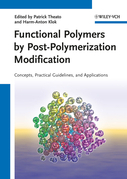 Functional Polymers by Post-Polymerization Modification