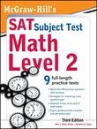McGraw-Hills SAT Subject Test Math Level 2, 3rd Edition