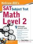 McGraw-Hills SAT Subject Test Math Level 2 With CD-ROM, 3rd Edition