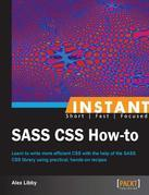 Instant Sass CSS How-To