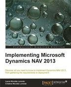 Implementing Microsoft Dynamics NAV 2013