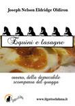 Equini e lasagne, ovvero della deprecabile scomparsa del quagga