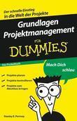 Grundlagen Projektmanagement für Dummies