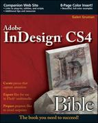 Indesign Cs4 Bible