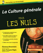 La Culture gnrale Pour les Nuls