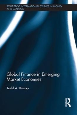 Global Finance in Emerging Market Economies