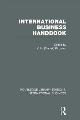 International Business Handbook