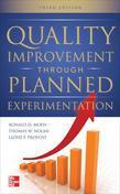 Quality Improvement Through Planned Experimentation 3/E