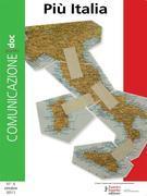 Comunicazionepuntodoc numero 4. Più Italia