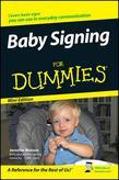 Baby Signing For Dummies ?