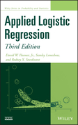 Applied Logistic Regression
