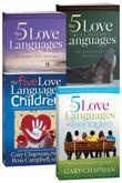 The 5 Love Languages/The 5 Love Languages Men's Edition/The 5 Love Languages  of Teenagers/The 5 Love Lan