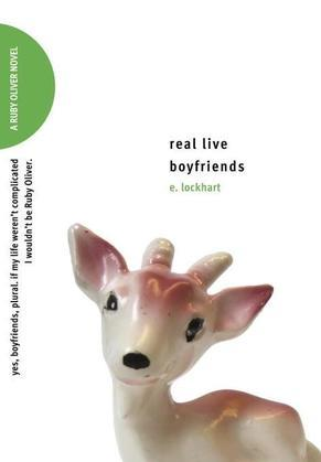 Real Live Boyfriends: Yes. Boyfriends, plural. If my life weren't complicated, I wouldn't beRuby Oliver