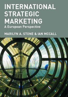 International Strategic Marketing: A European Perspective