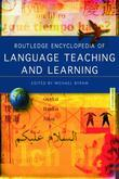 Routledge Encyclopaedia of Language Teaching and Learning