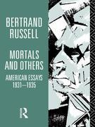 Mortals and Others, Volume I: American Essays 1931-1935