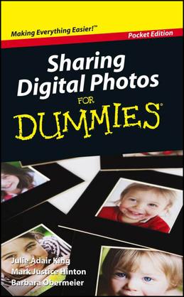 Sharing Digital Photos For Dummies, Pocket Edition