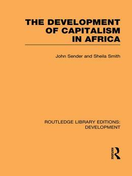 The Development of Capitalism in Africa