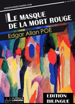 Le masque de la mort rouge (dition bilingue)