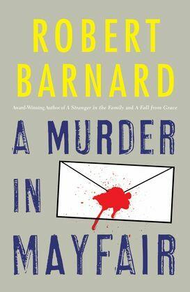 A Murder in Mayfair: A Novel of Suspense