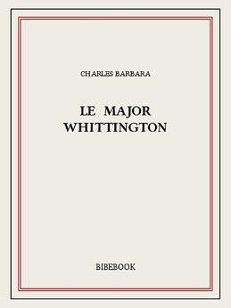 Le major Whittington