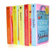 Sophie Kinsella's Shopaholic 5-Book Bundle: Confessions of a Shopaholic, Shopaholic Takes Manhattan, Shopaholic Ties the Knot, Shopaholic & Sister, Sh