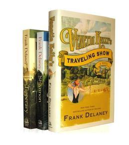 Frank Delaney's The Ireland Novels 3-Book Bundle: Tipperary, Shannon, Venetia Kelly's Traveling Show