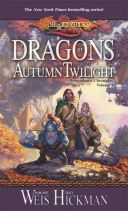 Dragons of Autumn Twilight: Chronicles, Volume One