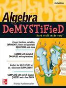 Algebra Demystified 2/E