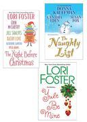The Naughty List Bundle with The Night Before Christmas &amp; Yule Be Mine