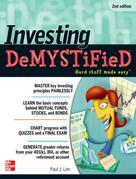 Investing DeMYSTiFieD, Second Edition