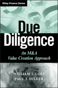 Due Diligence: An M&A Value Creation Approach