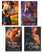 Improper Seduction Bundle with In the Warrior's Bed, Bedding the Enemy, &amp; In Bed with A Stranger