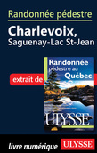 Randonne pdestre Charlevoix, Saguenay-Lac-St-Jean